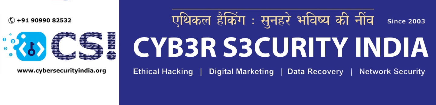 Cyber Security India